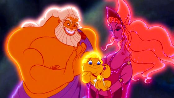 Hercules 1997 Disney Movie