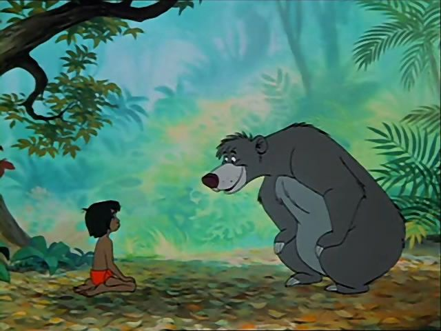The Bare Necessities | video | song | The Jungle Book