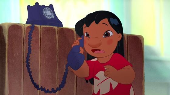Leroy Stitch 5 I Want To Call