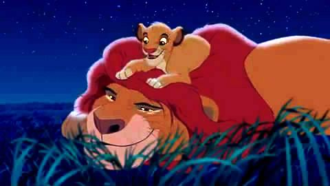 The Lion King (1994) Disney movie