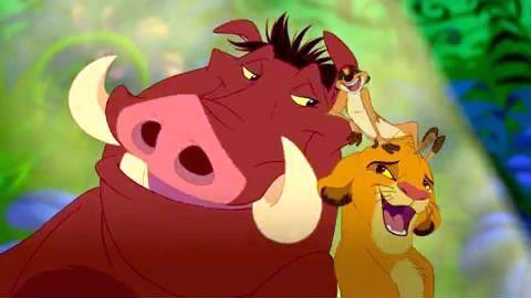 Hakuna Matata The Lion King