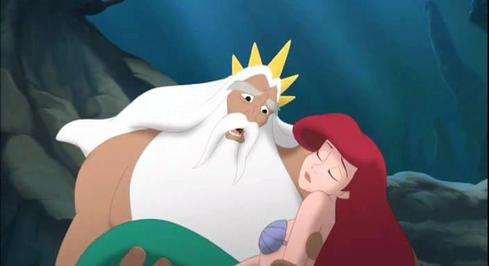 The Little Mermaid: Ariel's Beginning 4 Music Box