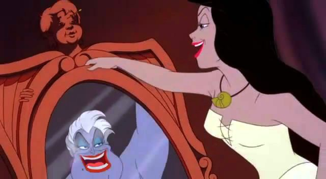 Vanessa S Song Disney Video From The Little Mermaid