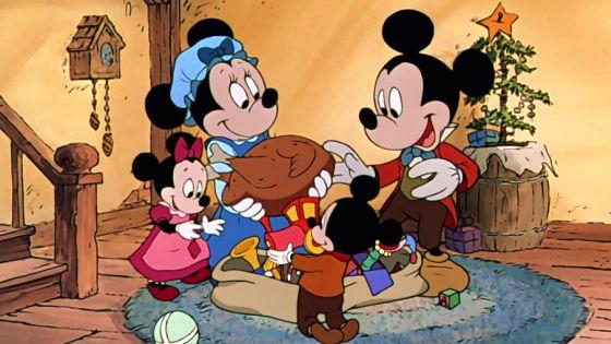 Disney Christmas Carol.Mickey S Christmas Carol 1983 Disney Movies