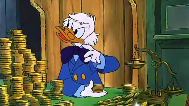 Christmas Carol Scrooge Mcduck.Mickey S Christmas Carol Part 2 The Ghost Of The Past