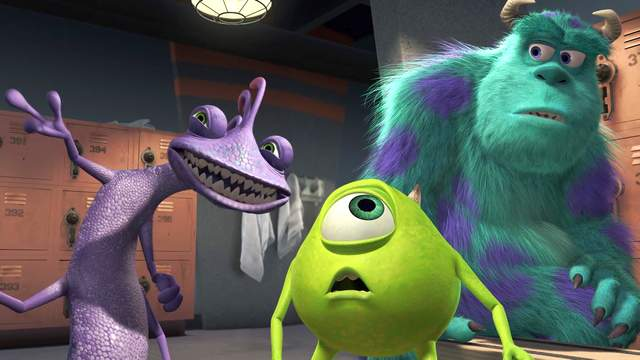 Monsters Inc part 2 just don't get scared