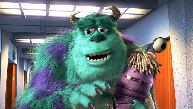 Monsters Inc part 5 put that thing back