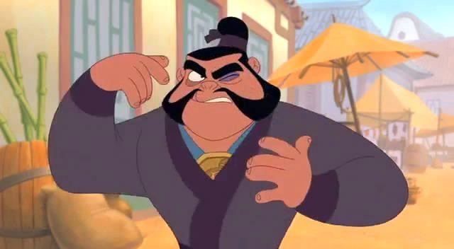 Mulan Ii 2004 Disney Movies