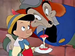 Pinocchio 1940 Disney Movie