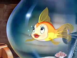 Cleo character disney - Poisson pinocchio ...