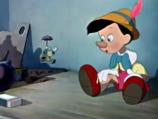 Jiminy Cricket character Disney
