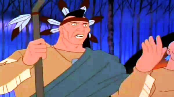 Pocahontas 2 john rolfe and pocahontas