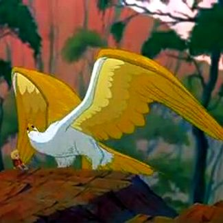The Rescuers Down Under (1990) Disney movie