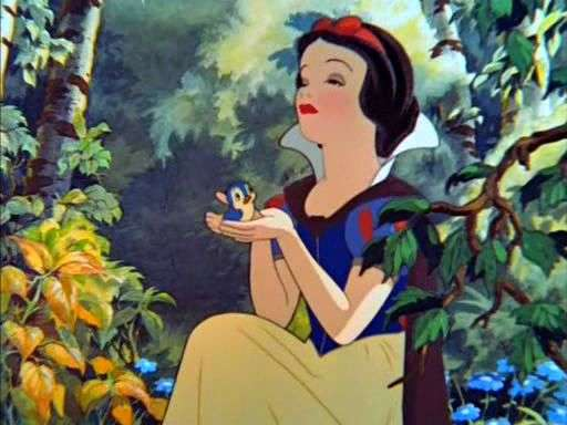 Snow White And The Seven Dwarfs 1937 Disney Movie