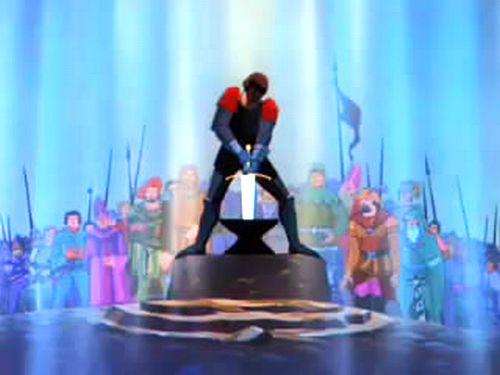 The Sword In The Stone (1963) Disney movie