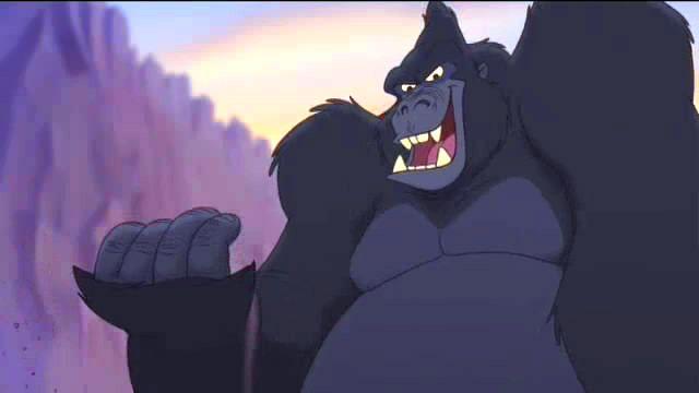 Tarzan 2 Characters Tarzan II (2005...