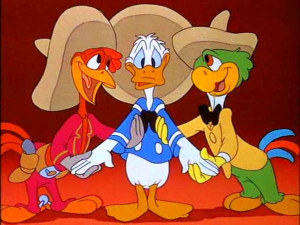 the three caballeros mp3 download