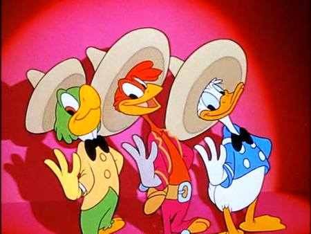 the three caballeros songs videos the three caballeros song