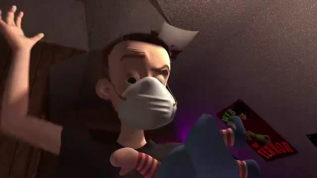 Toy Story 5 Sid Phillips Freak Toys