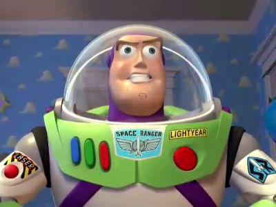 Toy Story 1995 Disney Movie