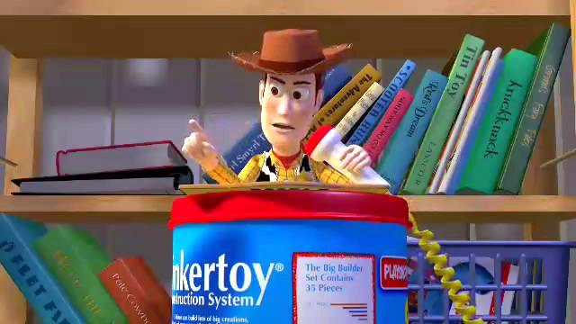 Toy Story 1 Andy Birthday Presents