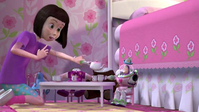 Toy Story Hannah : Toy story sid phillips freak toys