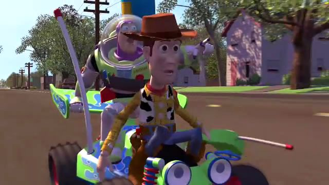 Toy Story 7 - The toys are alive