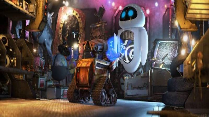 WALLE look who are EVE  video quotes from WALLE