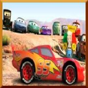 Click here to play Cars Doc Hudson's Time Trial