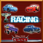 Radiator Springs Racing Demo Game