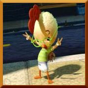 Play Chicken Little Find the Numbers online Disney game