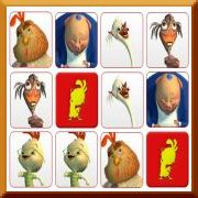 Click here to play Chicken Little Memory Game