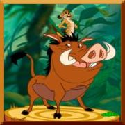 Click here to play The Lion King Timon and Pumbaa's Sudoku Disney Games