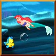 Play Little Mermaid Secret Sea Collection game