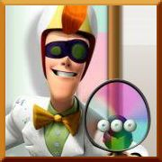 Click here to play Meet the Robinsons Mural Mania
