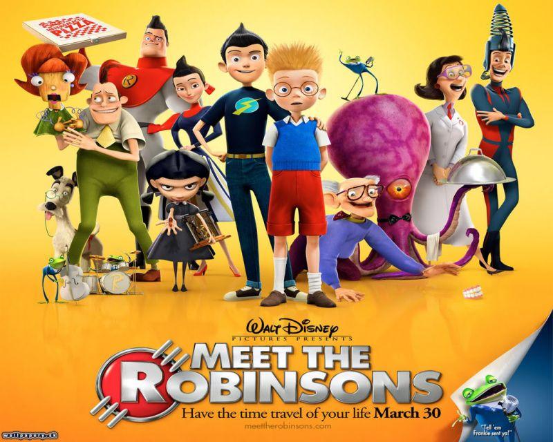play meet the robinsons