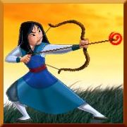 Click here to play Mulan Fire Away Online Game