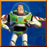 Play Buzz Lightyear Flight for Distance