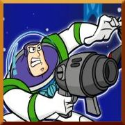 Play Buzz Lightyear Galactic Shootout