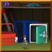 Toy Story Woody's Big Escape
