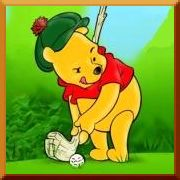 Click here to play Winnie the Pooh's 100 Acre Wood Golf
