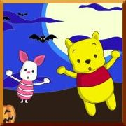 Click here to play Winnie The Pooh And Piglet Coloring