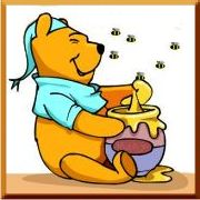 Click here to play Winnie the Pooh's Hunnyful Dream