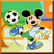 Click here to play Mickey Mouse Photo Album game
