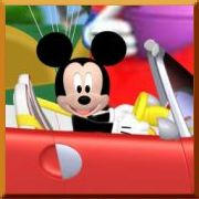 Click here to play Mickey Mouse Rally game