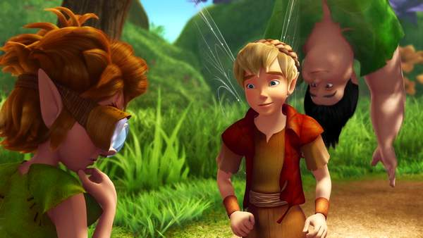 Tinker Bell And The Lost Treasure 3 Find A Sharp Thingy