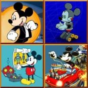 Play Mickey Mouse games