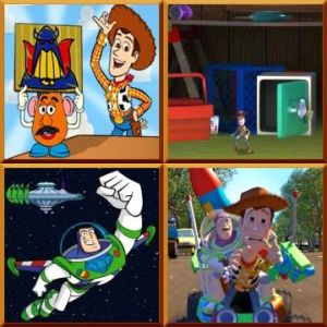 Toy Story games