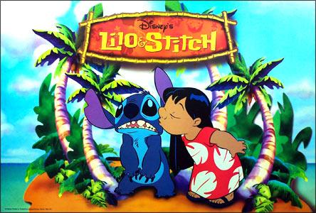 Lilo and Stitch Pod Puzzles Disney Online Games