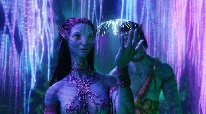 Avatar Film Neytiri